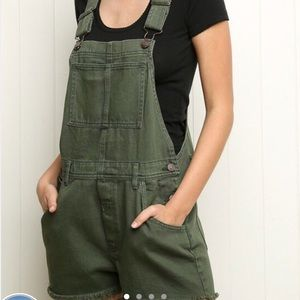 NWT Brandy Melville overalls